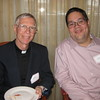 Charlie Baumann, SJ, and Francisco Rodriguez