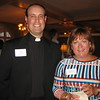 Mark Carr, SJ (Socius, Wisconsin Province), and Katie Mehan (Jesuit Partnership Council of Milwaukee)
