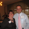 Monika Sobierajski (Planned Giving Coordinator, Midwest Jesuits) and Dan O'Brien (Regional Director for Milwaukee/Omaha)