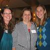 Beth Conradson Cleary, Hannah Dugan, and Denna Flemming