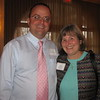 Dan O'Brien (Regional Director for Milwaukee/Omaha) and Jane Glynn-Nass (Assistant for Healthcare, Midwest Jesuits)
