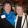Joanne Pier and Patricia Adlam
