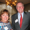Katie Mehan (Jesuit Partnership Council of Milwaukee) and James Quinlan