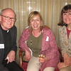Bill Johnson, SJ, Therese Meurer, and Dona Laufer