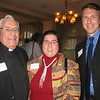 Douglas Leonhardt, SJ (Superior, St. Camillus Jesuit Community), Mary Guzniczak, and Andrew Cleary
