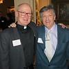 Fr. Bill Johnson, SJ, and Bill Flynn