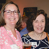 Meg Mannix (Jesuit Partnership Council of Twin Cities and TC JV support person) and Kathleen Groh (IVC TC Regional Director)