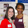 Sarah Kirschbaum and Ayona Riley (JVC Presenters)