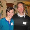 Connie Humann and Patrick Schweiger