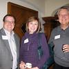 David Siewert, Paula Harris (Nativity Jesuit Middle School Advancement Director), Greg Kliebhan (Jesuit Partnership Council in Milwaukee)