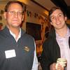 Bradley Kalscheur (Jesuit Partnership Council of Milwaukee) and Andrew Grasberger