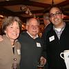 Eileen Sutula, Tom Sutula, and Michael Sanderl