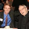 Kevin Reardon and Fr. James King, SJ