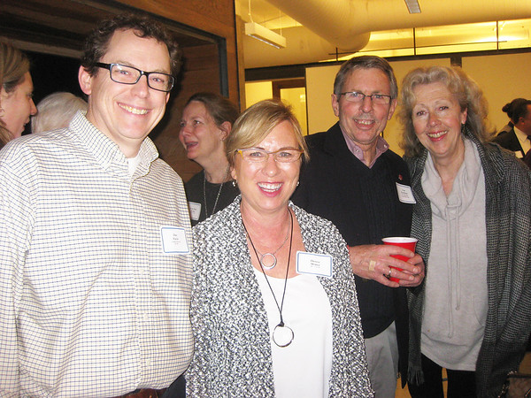 Dan Walsh, Therese Meurer, Tom Bachhuber and Monica Meagher