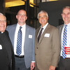 Doug Leonhardt SJ, Joe Mazza, Paul Eberle and Bill Crowley