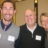 Matt Miller with John and Leah Sealey