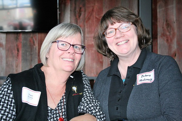 Maggie Broeren and Debra Maloney