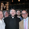 Jeremy Langford (Midwest Jesuits - Director of Communications and Acting Director of Advancement), Joe Sweeney (Midwest Jesuits - Regional Director, Chicago), Joe Simmons, SJ, Brian Harper (Midwest Jesuits - Communications Specialist), and Dan O'Brien (Midwest Jesuits - Regional Director, Milwaukee/Omaha)
