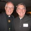 Fr. George Winzenburg, SJ with Paul Lucca