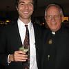 Brian Harper with Fr. George Winzenburg SJ
