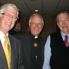 Bill Allmart, Fr. George Winzenburg SJ and Howard Craig