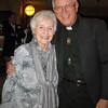 Andrea Phelps with Fr. George Winzenburg, SJ