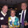 Mark and Mary Madigan with Greg Kliebhan