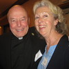 Fr. JJ O'Leary, SJ and Monica Meagher