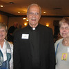Ruth McShane, Fr. Wally Stohrer, SJ and Ardene Brown