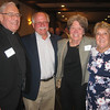 Fr. Doug Leonhardt, SJ (Superior at St. Camillus Jesuit Community), Tom Sutula, Eileen Sutula and Char Vargo