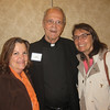 Barbara Macpherson, Fr. Wally Stohrer, SJ and Jane Ore.
