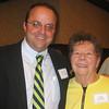 Dan O'Brien (Regional Director - Milwaukee) and Claudia Spaulding