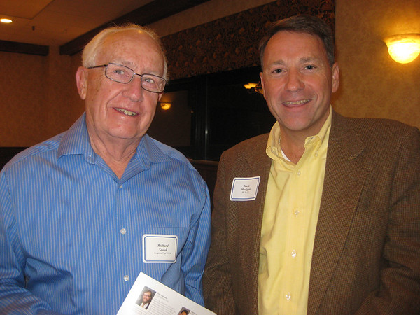 Richard Snook and Mark Madigan