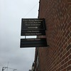 The Keg House Sign