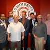 Jesuit Alumni:  Roshan Rajkumar (Boston College, '95), Brian Miller (Marquette, '06); Al Bill; Rich Gannon; Alex Beckey (Creighton University); Edward Fox (Holy Cross, '76); Matt Dudley (Holy Cross, '94)