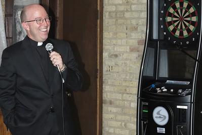 Jesuit Connections at Hidden Shamrock - March 7, 2016
