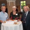 Luther Kloth, Doris Kloth and John Clarke