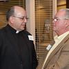 Fr. Chris Manahan SJ and David Krill
