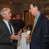Dr. Michael Lovell (President, Marquette University) and John Mehan