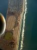 leaving JFK - this is Rockaway beach