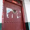 the main door of Li Wei's home