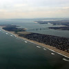 Fort Tilden and Breezy Point and the bridge to Floyd Bennett Field