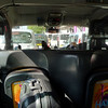 the spacious London cabs