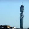 here is a zoom from my hotel window of the British Telecom (now BT) Tower