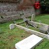 graves and a lifesaving ring...