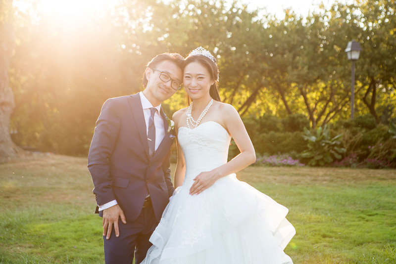 Xiaohang and Haichang's wedding