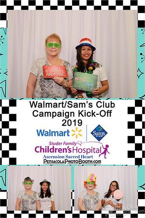 Walmart/Sam's Club Campaign Kick-Off 5-16-2019