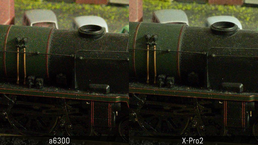 a6300 vs xpro2