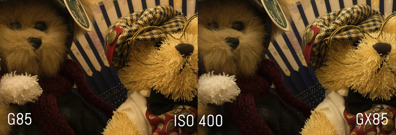 ISO 400 -