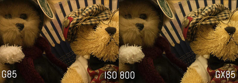 ISO 800 -